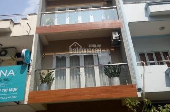 Cho thuê nhà mặt tiền Nguyễn Văn Nghi, p7 gần ngã 5 Chuồng Chó, diện tích: 5x20m, trệt, 3 lầu