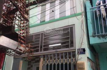 Cho thuê nhà đẹp 1 lầu 2PN - 2WC hẻm 205 Tân Hòa Đông Q6, 6,5 triệu/tháng