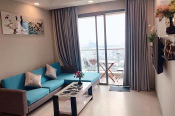 Cho thuê chung cư The Gold View Q4, 80m2, 2PN 2WC lầu cao, view thoáng, 17tr/tháng, LH 0932 152 747