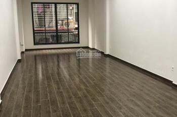 Cho thuê nhà MP Xã Đàn, DT 60m2 x 7T, MT 6,5m, 3 oto đỗ cửa, giá thuê 69 tr/th, LH: 0903215466