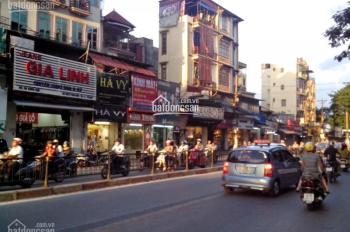Cho thuê MB kinh doanh trên phố Chùa Bộc diện tích 50m2x4T + tum mt 3,2m giá 55tr/th, LH 0338998398