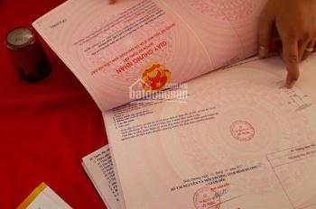 568tr/nền sổ hồng riêng công chứng ngay 0977905977 đất thổ cư khu tái định cư KCN Becamex