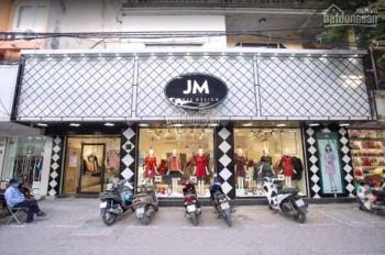 Mặt phố kinh doanh: Showroom, thời trang, spa, nhà hàng, đồ uống, shop, thông tin vừa mới cập nhật