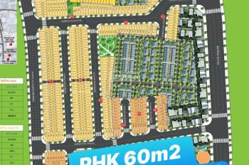 KDC Phú Hồng Khang và Phú Hồng Đạt 01 lô như trên hình, gần trục chính Bình Chuẩn 67, 093.1111.278