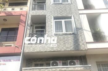 Cho thuê nhà mặt tiền đường Hoa Lan, phường 2, quận Phú Nhuận. 4x16m, trệt, lửng, 3 lầu