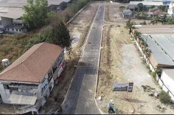 Cần tiền cho con đi học NN bán gấp đất MT Bình Chuẩn 42, Thuận An, Bình Dương, SHR giá 1.5 tỷ/nền