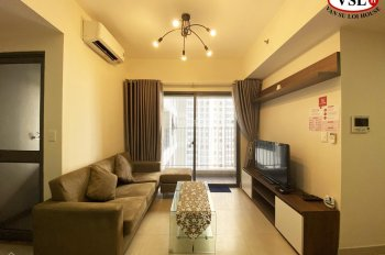 Căn hộ Masteri Thảo Điền cho thuê, 58m2, 2PN, full nội thất, 15 triệu bao phí + internet