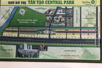 Khu đô thị Tân Tạo Central Park - cơ hội đầu tư và an cư lí tưởng