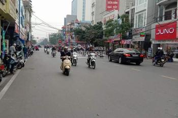 Bán nhà mặt phố Trần Nguyên Hãn, MT 5m, DTMB 82m2 x 3 tầng. Liên hệ: 0366.998.666