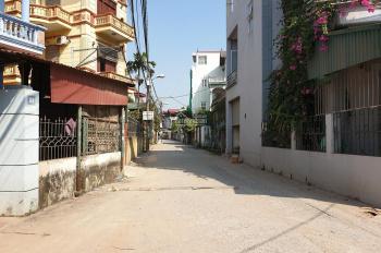 Bán lô đất thổ cư 88m2 đường ô tô, tổ 11 Thạch Bàn, Long Biên, Hà Nội