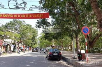 Bán nhà mặt phố Quang Trung, MT 4.3m, DTMB 60m2 x 2 tầng. Liên hệ: 0366.998.666