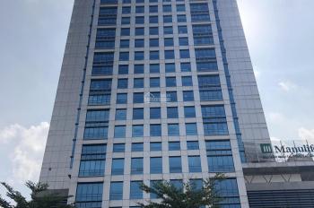 Hot! Tòa nhà Icon 4 Tower còn duy nhất 1 sàn văn phòng cần cho thuê LH hotline: 0376677507