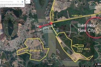 Biên Hoà New City sân golf Long Thành cách sân bay 15km, giá chỉ từ 15tr/m2, liên hệ: 0907 036 186