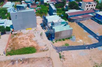 Cần bán gấp lô góc 107m2 đất Nguyễn Thị Tồn, P. Hóa An, Biên Hòa, Đồng Nai, gần cổng cty Bonchen