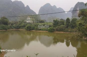 Bán đất làm du lịch Lương Sơn, phong thủy đẹp