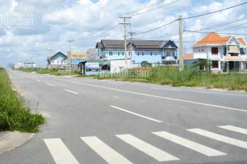 Chính chủ cần bán lô đất 100m2, MT đường DT 742, gần chợ Phú Chánh. LH 0938277562