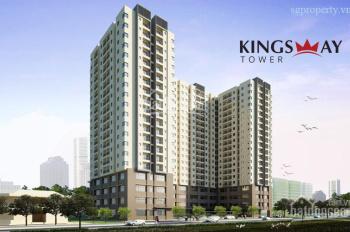 Căn hộ Kingsway giá rẻ nhất nội thành hiện nay, 1,25 tỷ - 2PN, 2WC - LH 0909993084