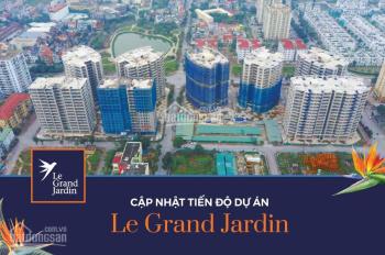 """Quỹ hàng riêng độc quyền """"siêu hot"""" Le Grand Jardin liền kề Vinhomes Riverside chỉ 2,1 tỷ căn 3PN"""