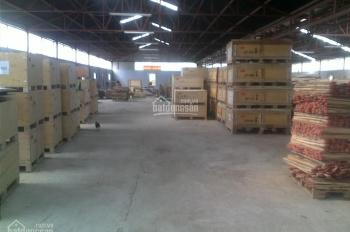 Cho thuê kho xưởng siêu hót 1200m2 mặt tiền đường lớn Mã Lò, P. BTĐ A, Q. Bình Tân
