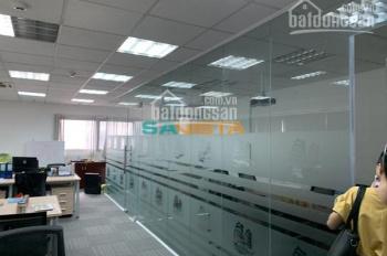 Cho thuê văn phòng MT Võ Văn Tần Quận 3, DT 80m2 - 100m2 - 180m2. Giá thuê chỉ 418.500đ/m2/th