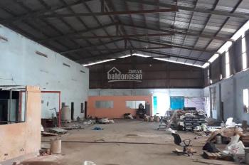Cho thuê nhà xưởng đường Phan Huy Ích, quận Gò Vấp, DT: 3.000m2, giá 160tr/th