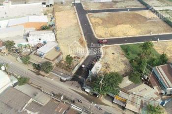 Bán đất nền dự án tại xã Vĩnh Lộc B, 90m2 thổ cư, sổ đỏ công chứng ra tên ngay