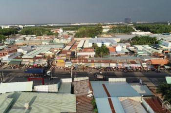Đất nền F0 mặt tiền chợ Nhật Huy kề bên trung tâm thành phố mới và khu công nghiệp Mỹ Phước Bến Cát