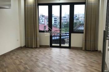 Bán nhà Nguyễn Đình Hoàn 42m2x6T mặt tiền 4m cách 6m đg ô tô có thang máy nhà mới gần trung tâm