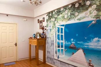 CC bán căn 2 ngủ 67m2 tầng 23 HH4C Linh Đàm, đủ nội thất, view thoáng. Giá 1,1 tỷ cực Rẻ