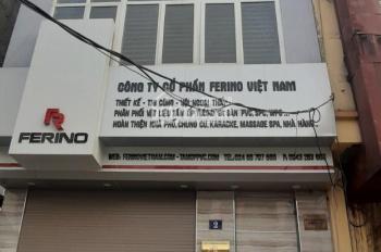 Cho thuê nhà ngõ 162 Nguyễn Tuân, Ngụy Như Kon Tum, Thanh Xuân, 60m2 * 5 tầng
