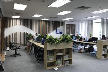 Cho thuê văn phòng tòa Viglacera diện tích 60m, 70m, 142m2, giá 212k/m2 - LH 0943 881 591