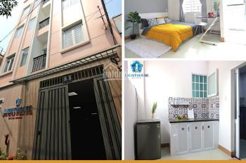 Phòng căn hộ mini full nội thất ở TT quận Bình Thạnh cam kết giống ảnh 100% giá sinh viên chỉ 4tr6