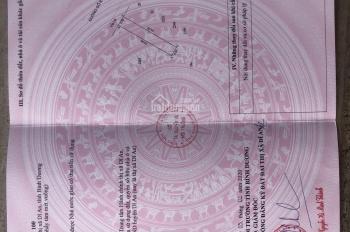 KHU VIP NGAY TTHC DĨ AN - Đường số 9 - DT 101m2 - Giá 2 tỷ 850 . Sổ hồng riêng: LH 0934834858
