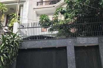 Cho thuê Villa đường Nguyễn Thái Bình, P. 12, Quận Tân Bình, DT 7x20m 1 trệt 3 lầu có thang máy