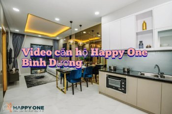 Mở bán 10 suất nội bộ Chung cư Happy One Bình Dương, giá gốc trực tiếp CĐT Vạn Xuân Group