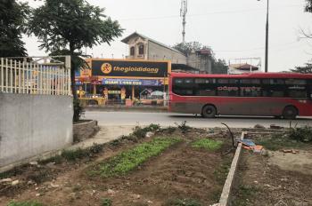 Bán lô đất mặt đường Võ Văn Kiệt, Quang Minh, Mê Linh, Hà Nội. Giá chỉ 2.1 tỷ thuận tiện kinh doanh