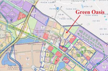 950tr sở hữu liền kề 100m2 - Khu đô thị Green Oasis Cổ Bi - Kết nối đường 40m khu đô thị Đặng Xá GL