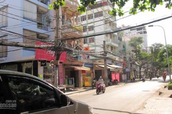 Bán nhà 5 tầng, 2 mặt tiền đường Vĩnh Hội, P4, Q4. Có thu nhập 60 tr/tháng
