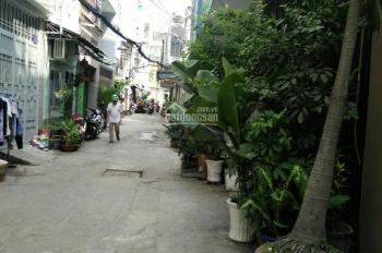 Quận 10: DT 3.5*10m nhà 2MT hẻm xe hơi Nguyễn Ngọc Lộc, 6 tỷ bớt lộc
