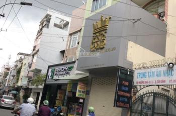 Cho thuê nhà mới MT đường Đồng Xoài, P. 13, Tân Bình 1T3L, 7x30m. Có thang máy