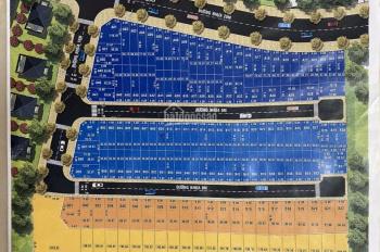 Bán lô đất dự án Đảo Kim Cương, P. Trường Thạnh, Q9, DT: 56m2, giá: 2.05 tỷ