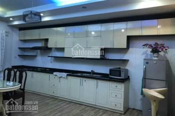 Cho thuê căn hộ chung cư cao cấp toà nhà Kinh Đô, 93 Lò Đúc, Hai Bà Trưng, HN. DT 125m2, 3PN, 14tr