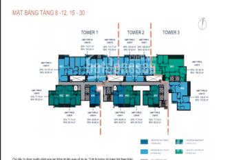 Bán 1PN Q2 Thảo Điền - Giá 3,65 tỷ - Dự án CĐT Singapore. LH: 0905007503 Uyên