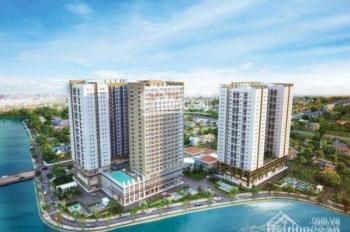 Cho thuê căn hộ Richmond mặt tiền Nguyễn Xí đối diện Vincom giá 7triệu/th 2PN/2WC LH 0932785267