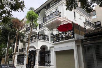 Cho thuê biệt thự nhà vườn khu Hoàng Đạo Thúy, dt 120m2, 4 tầng giá 40 tr/th, 0984250719
