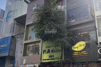 Cho thuê nhà nguyên căn mặt tiền Sư Vạn Hạnh gần Vạn Hạnh Mall 4x17m 1 trệt, 3 lầu, 55 triệu/tháng