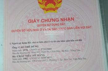 Bán nhà Đường 6, P. Tăng Nhơn Phú B, Q9, DT: 130m2, Gía: 6.15 tỷ