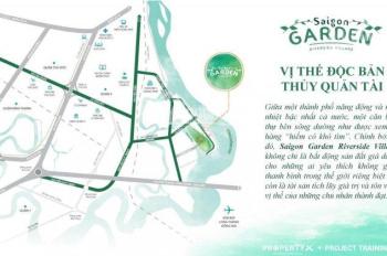 Bán đất triệu đô biệt thự q9 giáp sông Đồng Nai Ck 1 - 18%, tặng vàng 9999 voucher 300tr 0901018696