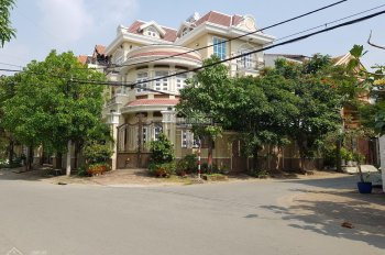Hàng hiếm cần bán gấp biệt thự căn góc KDC Nam Long Phú Thuận Quận 7, giá tốt nhất 25,7 tỷ