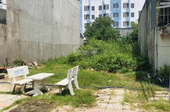 Bán đất nền KDC Bình Tân đối diện bệnh viện Chợ Rẫy 2, ngân hàng hỗ trợ vay 60%, sổ hồng riêng